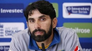 Misbah announces lists for T20, Test series against Australia