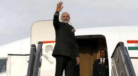 India requests Pakistan to allow Modi fly through its airspace