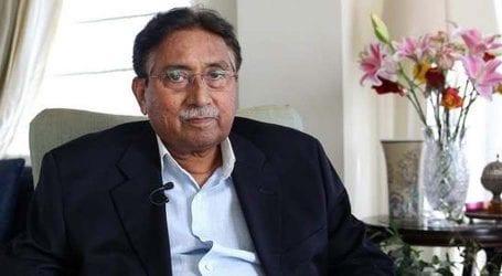 Court adjourns Pervez Musharraf's hearing till Oct 8