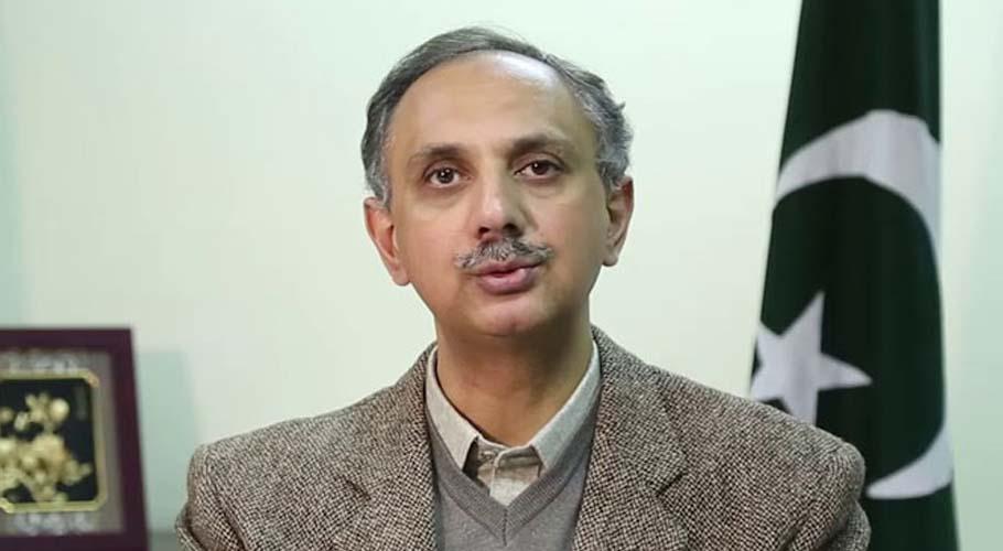 Umar Ayub provides detail of gas demand and supply