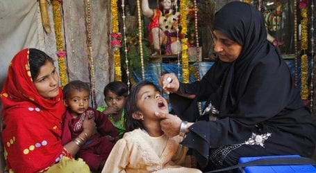 Two new polio cases reported in Balochistan & KP