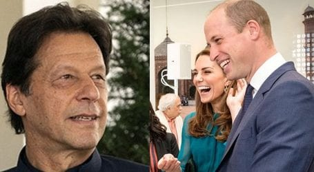 President, PM to meet British royal couple today