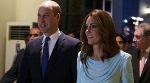 British royal couple to arrive in Islamabad today