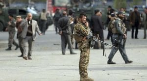 Afghan forces kill several militants in separate operations