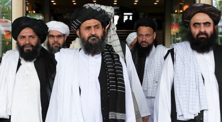 Afghan peace talk: Taliban delegation to arrive in Pakistan today
