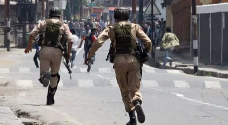 Indian troops martyr IoK's Kashmiri youth