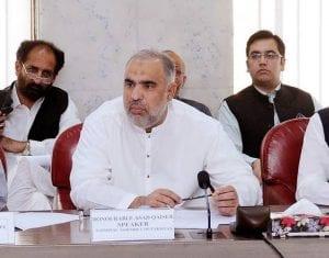 India's illegal blockade in IoK poses risk: Asad Qaiser