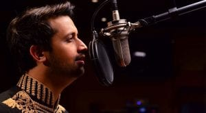 Atif Aslam honors with Dubai Star in a ceremony