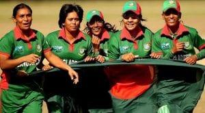 Bangladesh women cricket team arrives in Lahore