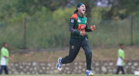Pakistan, Bangladesh women final T20I underway