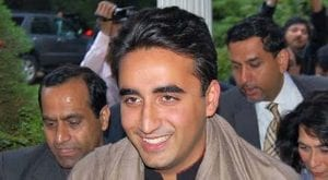 Anti-govt March: Bilawal Zardari reaches ANP President's resident