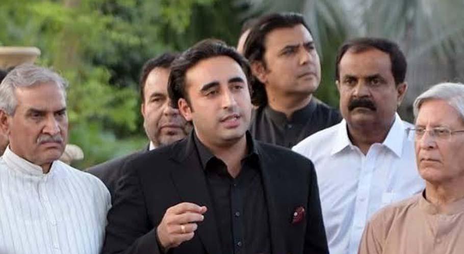 Govt should act responsibly on FATF legislation: Bilawal Bhutto