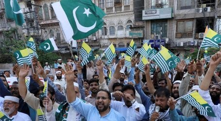 Pakistan to observe Black Day on Sunday in solidarity with IoK