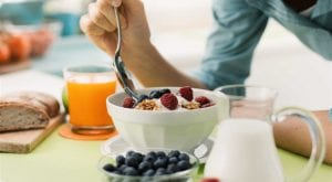 Skipping breakfast is linked with cardiovascular-related death