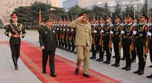 COAS meets Chinese military leaders in Beijing