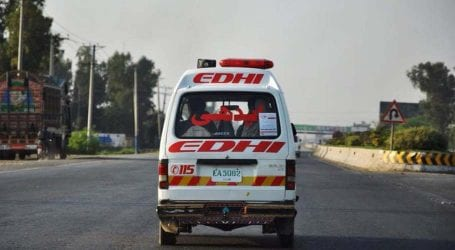 Chitral coach collision kills eight passengers, injures nine