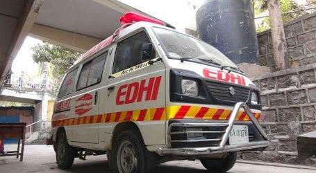 13 injured during New Year celebrations in Karachi