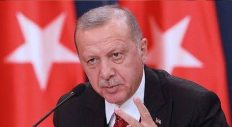 Turkey won't give Syrian troops more ground in Idlib: Erdogan