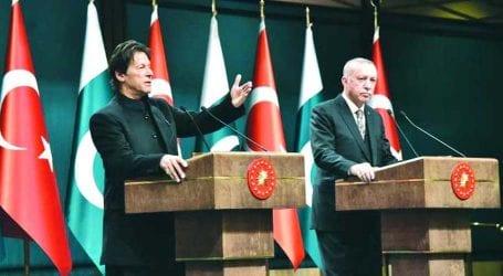 President Erdogan to visit Pakistan on Oct 23