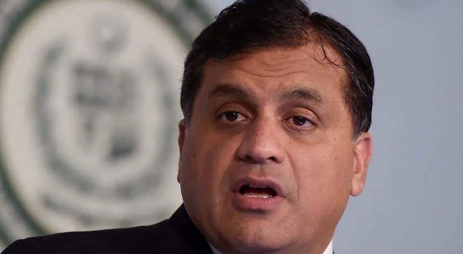 FO dismisses India's comment on PM's Iok's statements