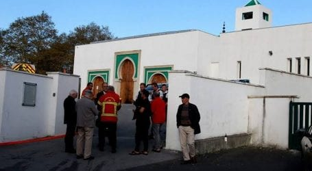 84-year-old man tries to burn mosque in France