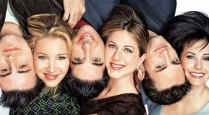The one where Joey, Rachel & Monica reunite