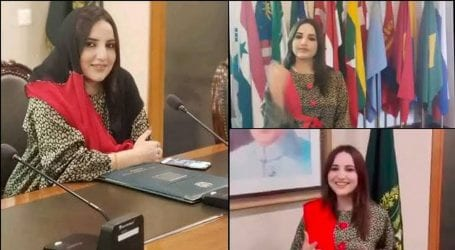 Hareem Shah apologizes for making controversial TikTok video