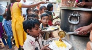 Global Hunger Index reveals India is hungrier than Pak