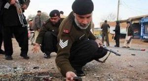 IED blast injures 3 policemen in Dera Ismail Khan
