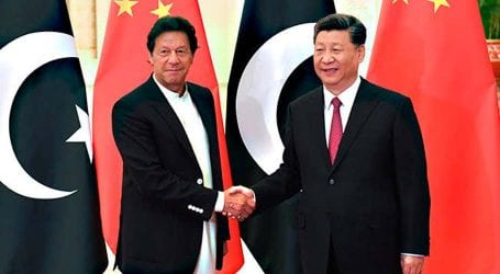 PM holds meeting with Chinese President in Beijing