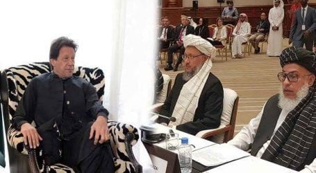 PM meets Afghan Taliban delegation in Islamabad