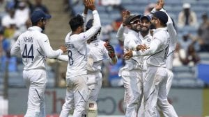 2nd Test Day: India beat South Africa by 137 runs