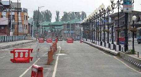 IoK remains under curfew for past 76 days