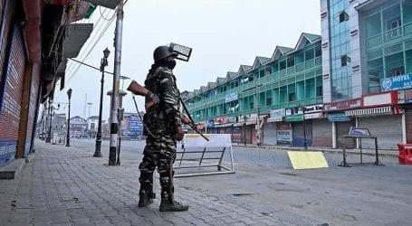 IoK remains under curfew for past 66 days