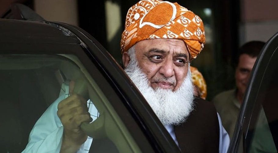 JUI-F chief to summon MPC meeting of opposition parties tomorrow