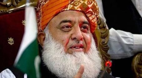 JUI-F chief to chair meeting today over Azadi march