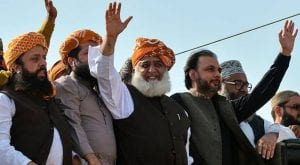 Azadi March has become national movement: JUI-F Chief
