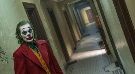 Movie 'Joker' stays on top at box-office for second week