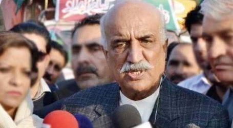 Khursheed Shah remanded in NAB custody till October 14
