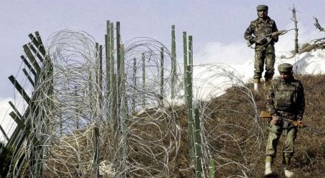 Diplomatic corps visit to assess situation on LoC