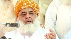 Trenches, containers can't stop Azadi March, JUI-F Chief