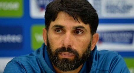 Misbah expresses disappointment over losing series to New Zealand