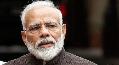 Indian Prime Minister urges citizens to follow COVID-19 lockdown