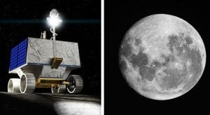 NASA's VIPER to hunt water on Moon by 2022