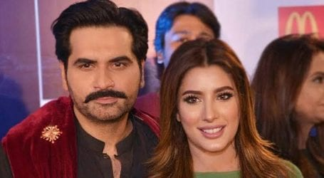 Mehwish, Humayun to share screen in 'London Nahi Jaongi'