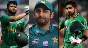 Azhar Ali and Babar Azam replace Sarfaraz Ahmed in Test, T20
