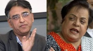 PTI leaders oppose PEMRA order, defend media anchors