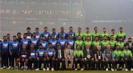 Pakistan-Sri Lanka arrive in Lahore for T20I series