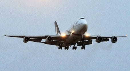 CAA extends ban on inbound flights of chartered, private planes till April 11