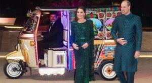 Prince William appreciates Pakistan's role in war on terror